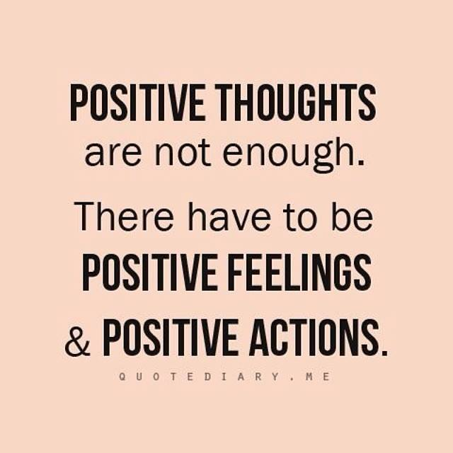 It's All About Positivity